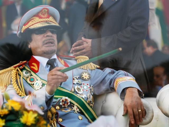 donald trump gaddafi tent. Bloomberg Says No Tent for