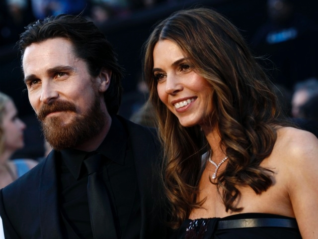 83rd Academy Awards Christian Bale and Sibi Balzic