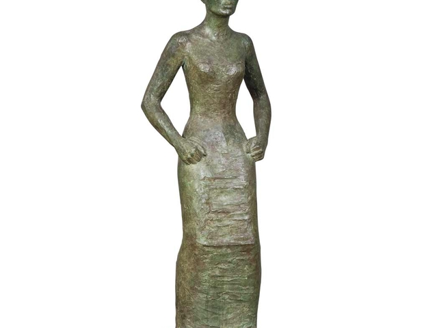 Peter Lambda British, 1911-1995 Lena, 1950. Estimate: $3,000 - 5,000