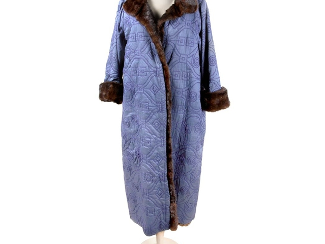 Giorgio di Sant' Angelo Reversible Mink Coat. Estimate: $300 - 500