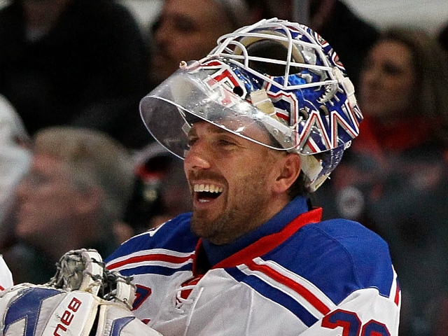 new york rangers henrik lundqvist. TRIBECA — New York Rangers