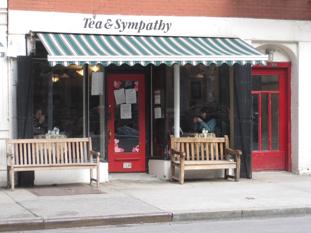 Even at Tea & Sympathy, a restaurant that has long benefited from ample publicity, business is down 20 percent.