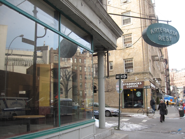 Shuttered restaurant Artepasta had a 25-year run on Greenwich Ave.