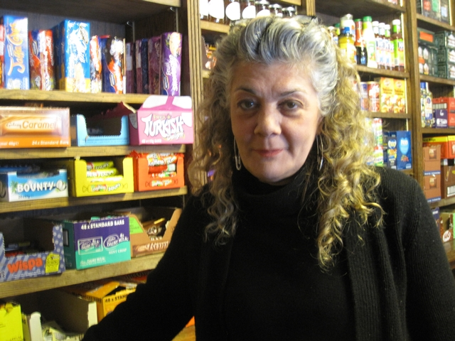 Tea & Sympathy owner Nicky Perry said that without the foot traffic from St. Vincent's, her lunch trade has fallen substantially.