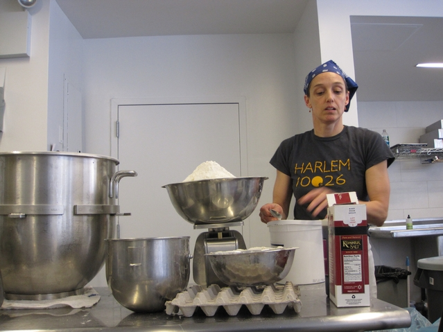 Levain Baker co-owner Pamela Weekes.