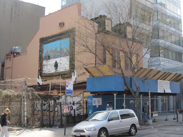 Landmark preservation petitions to save historic for Coopers east village