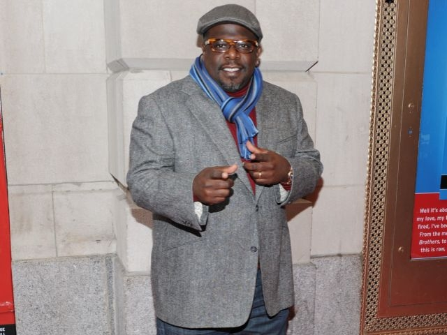 Cedric the Entertainer turned out for opening night of John Leguizamo's new show