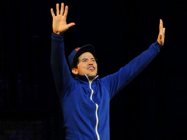 John Leguizamo performed in his new one-man-show