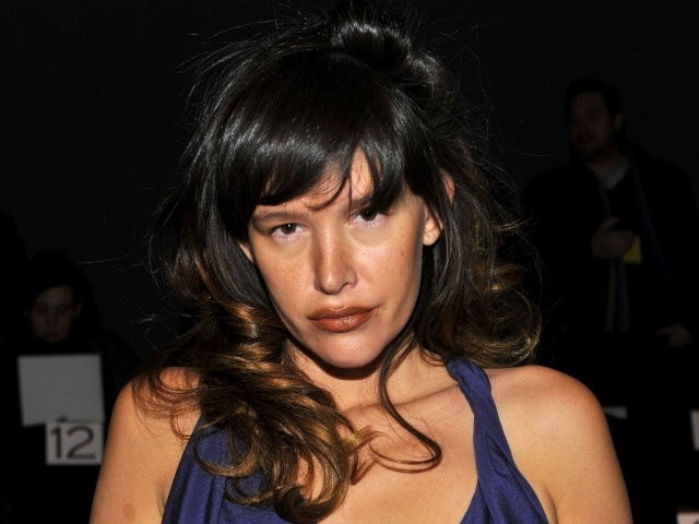Paz de la Huerta, 26, a star of the HBO drama