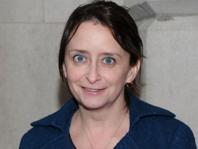 Comedian Rachel Dratch, formerly of