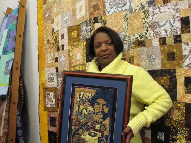 Russian and Harlem Quilters Come Together for Exhibit