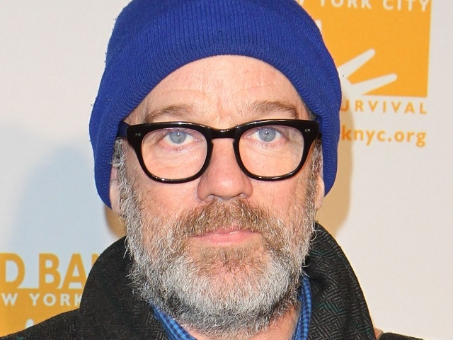R.E.M. Michael Stipe was the honorary dinner chair at the 2011 Can-Do Awards Dinner for Food Bank NYC.