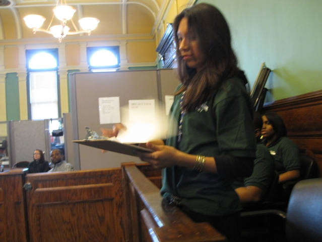 Harlem Youth Court Prepares to Get More Cases