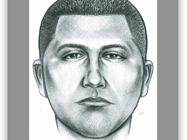 A police sketch of a suspect wanted in the June 10 sexual assault of woman in Inwood Hill Park.