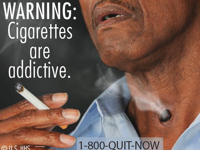 No Fair Says Big Tobacco | Woodgate's View