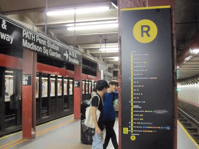 MTA Piloting New Subway Maps