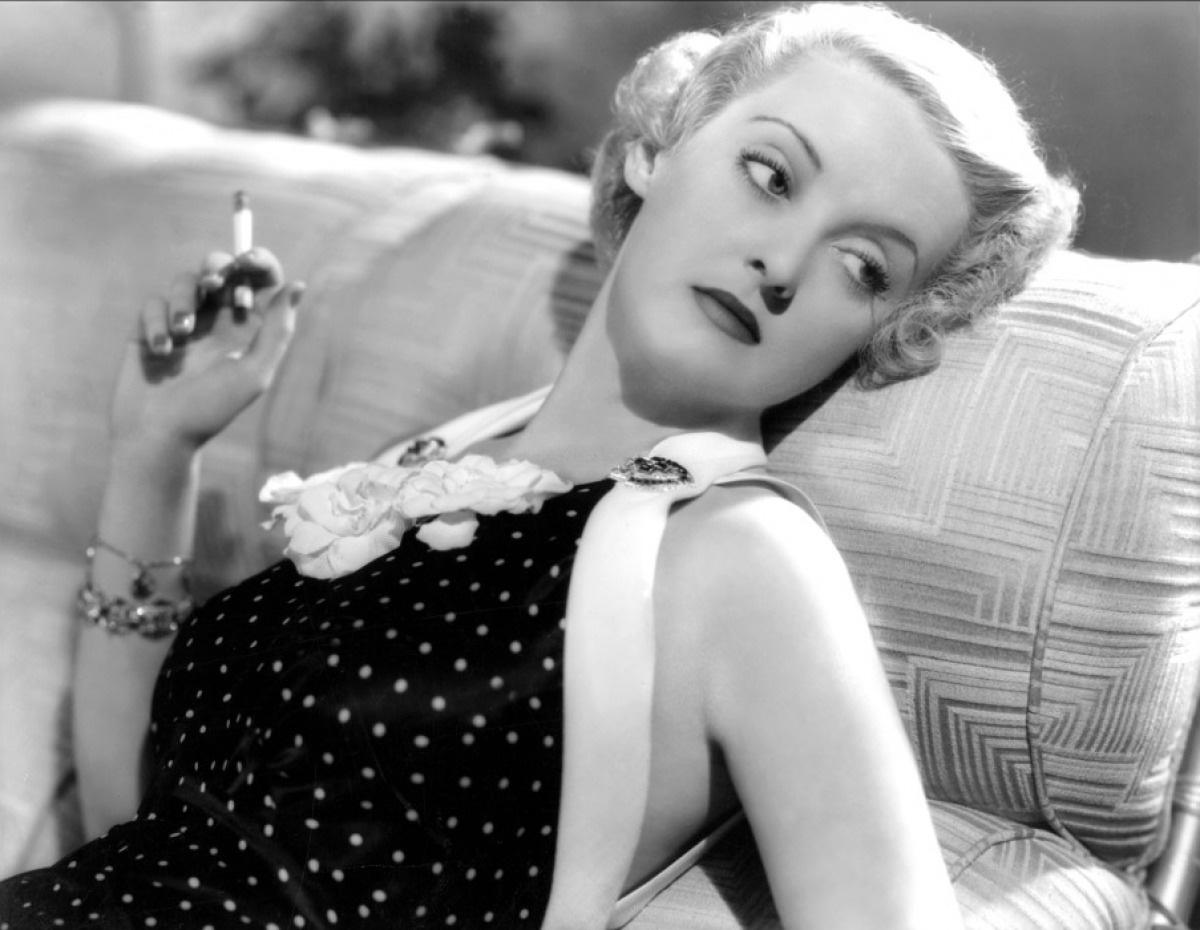 Watch Bette Davis video