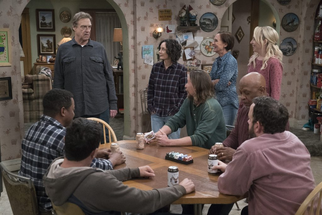 Roseanne Barr Is Gone But Family Hangs On In The Conners