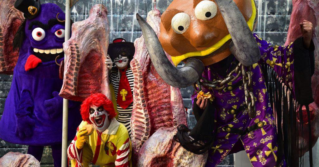 mac sabbath offers fast food
