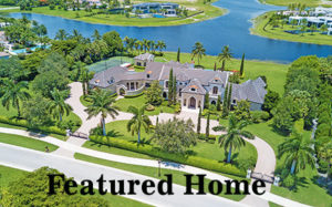 Estate Home at Delray Beach Florida