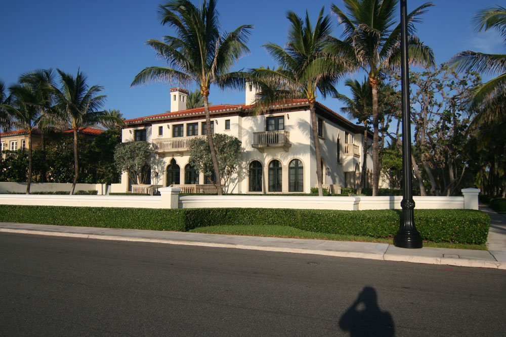 Palm Beach Island Home