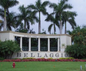 Bellaggio Entrance