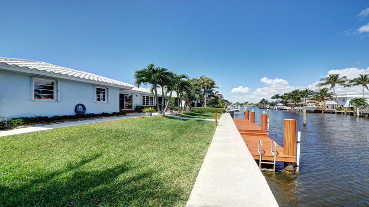 Intracoastal Home