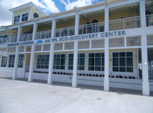 manatee visiting center
