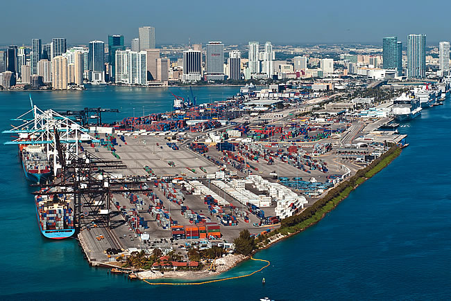 Florida Port of Miami