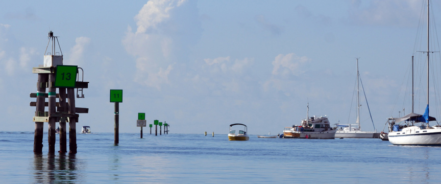 Stiltsville Biscayne Bay Florida