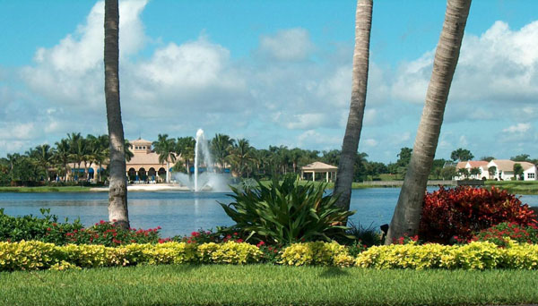 gated community in Boynton Beach
