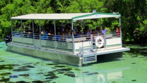 citrus county weeki wachee boat ride