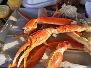 The Freezer crab cheap eats