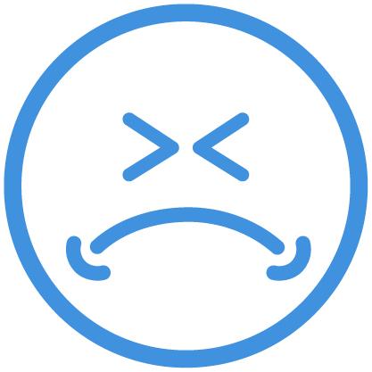 Noooo emoticon