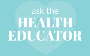 Ask the health educator