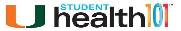 University of Miami Student Health 101