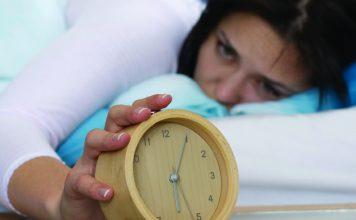 Hitting alarm clock