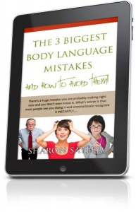 3 Biggest Body Language Mistakes
