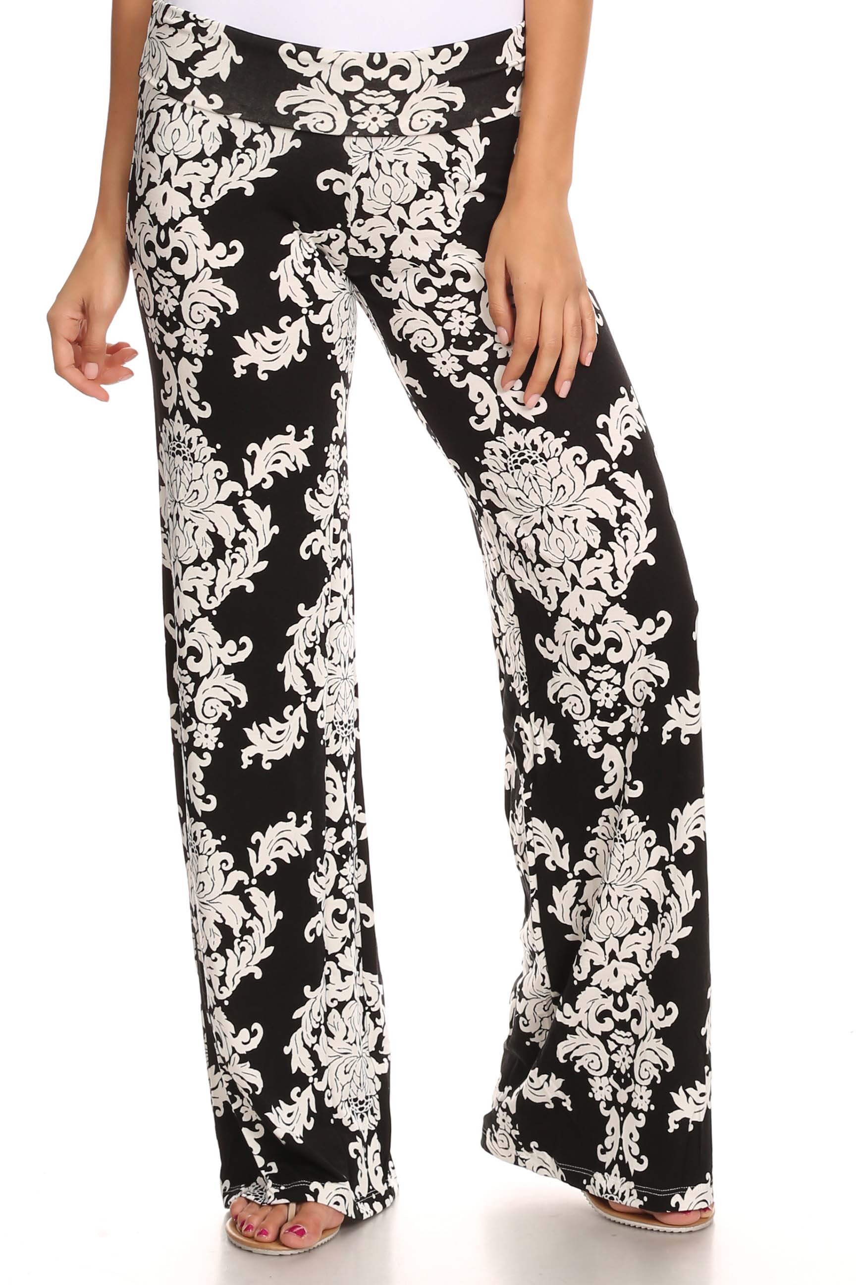 Innovative So I Turned To Another Source Wikipedia While Wikipedia Explains Palazzo Pants As Long Womens Trousers Cut With A Loose, Extremely Wide Leg That Flares Out From The Waist The Article On Culottes