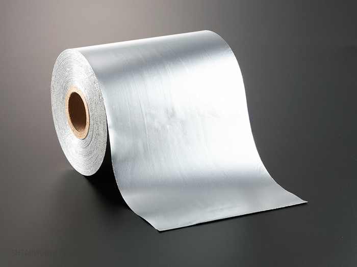"A.A. Concepts - 5lb Silver Roll Foil - LIGHT (.0005"" thick)"