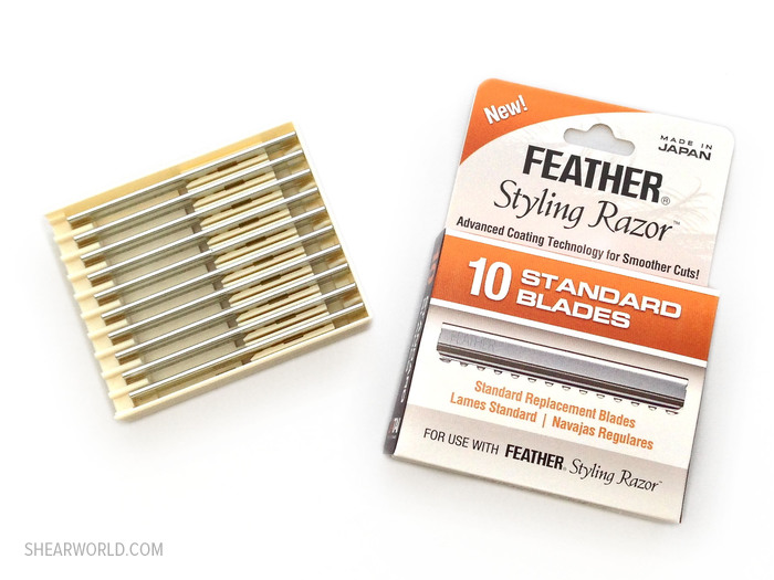 Feather Styling Refill Blades