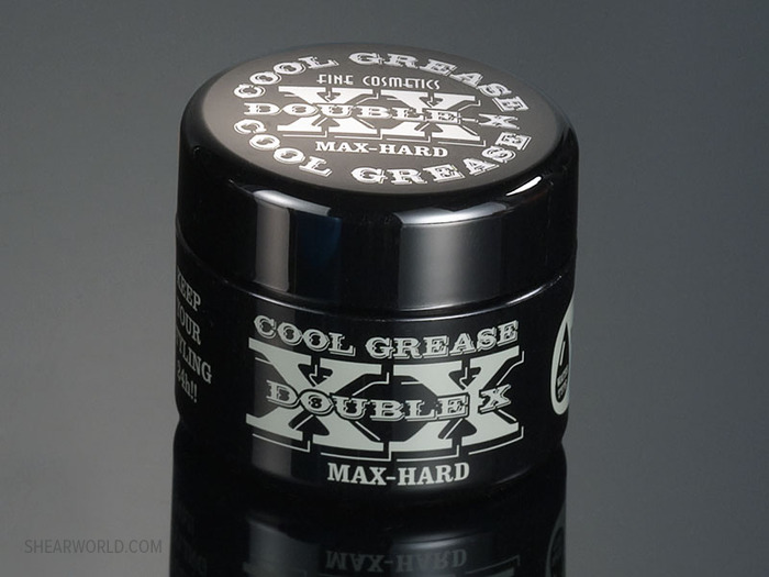 """Cool Grease - """"XX Max"""" SUPER STRONG HOLD (8 stars)- Shine"""