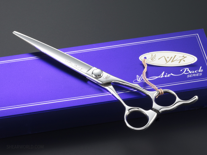 Verne Air Back V - Barbering Scissor