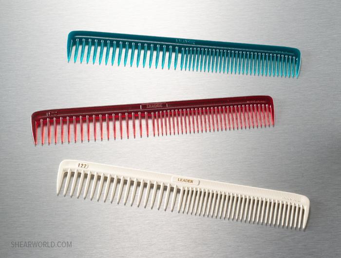 "Leader Ultem SP - #122 Cutting Comb 7.25"""