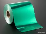 Color roll foil med emerald grn 00005