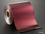 Color roll foil exlt bergundy 00012