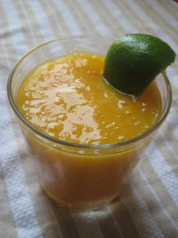 Fresh yemeni mango juice 0