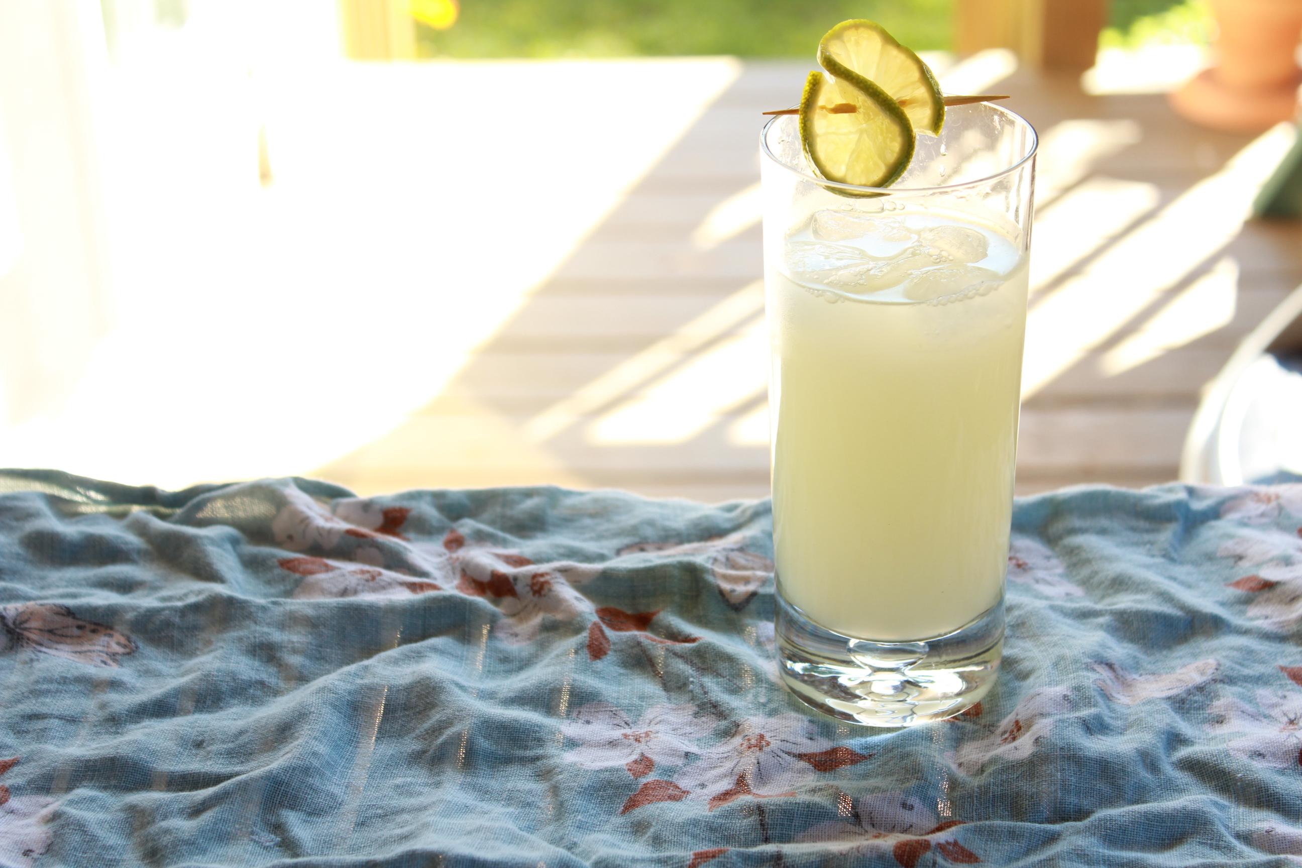 Yemeni lime juice