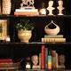 Hawthorne-bookcase