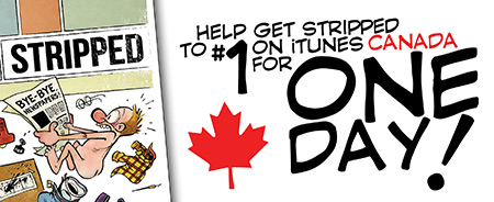 Help us get to #1 in Canada!